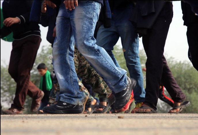 انواع کفش پیاده روی مناسب برای پیاده روی اربعین + قیمت