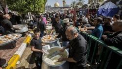 خدمات مواکب گروههای جهادی اربعین در مهران و ایلام