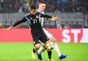 خلاصه بازی آلمان و آرژانتین در ۱۷ مهر ۹۸ + فیلم