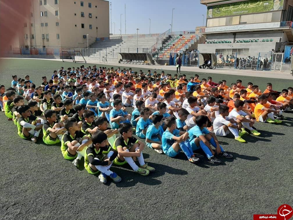 آغاز استعدادیابی فرهنگستان فوتبال باشگاه مس کرمان