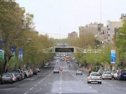 تردد روان معابر بزرگراهی و اصلی شهر تهران در ۱۸ مهرماه