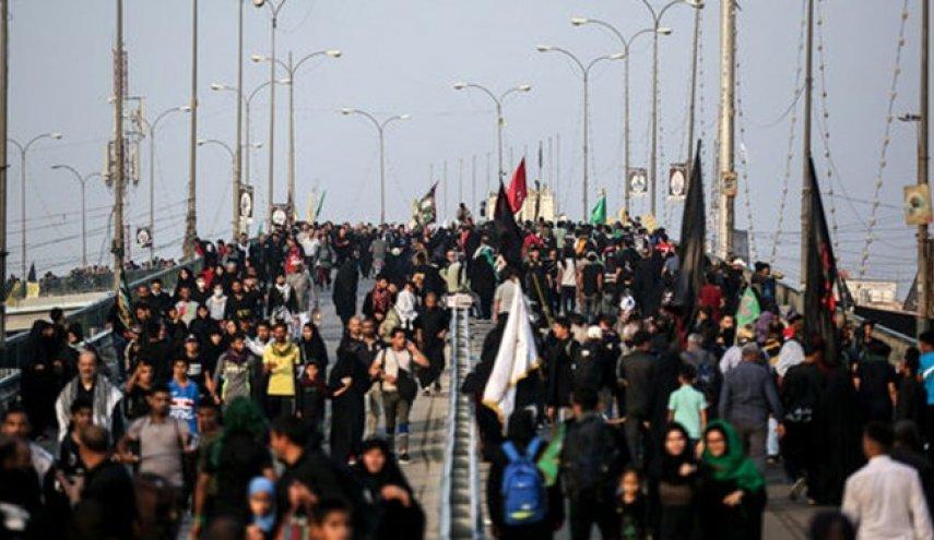 برقراری امنیت و آرامش در مرز مهران
