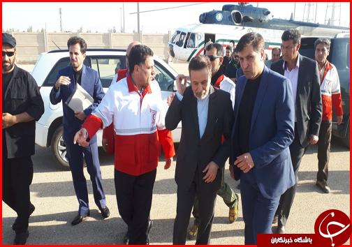 با زائران در مرز مهران؛مسیر ورودی شمالی شهر مهران تا اطلاع ثانوی بسته شد + فیلم