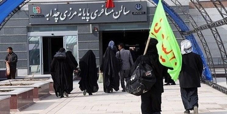 با زائران در مرزهای چذابه و شلمچه؛ استقرار قرارگاه رسانه ای اربعین حسینی در شلمچه + تصاویر
