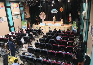 رقابت ۳۸ قصه گو دختر و پسر در سومین روز از جشنواره قصه گویی یزد