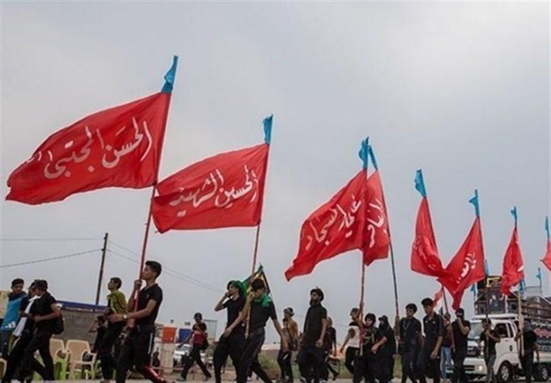 استقرار ۵ پایگاه ثبت نام سامانه سماح در مرز مهران