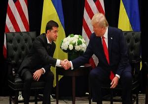 زلنسکی: رسواییهای اخیر تاثیری بر روابط اوکراین و آمریکا نداشته است