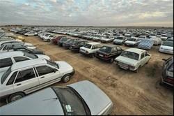 انتقال ۲۰۰دستگاه خودرو غیرمجاز به پارکینگ