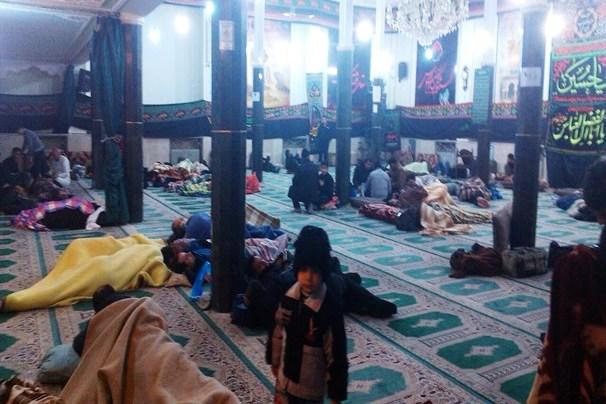 مشارکت ۶ استان کشور برای خدمات دهی به زائران اربعین حسینی در مرز مهران