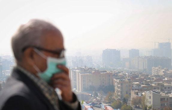 آلودگی هوا موجب افزایش پرخاشگری میشود