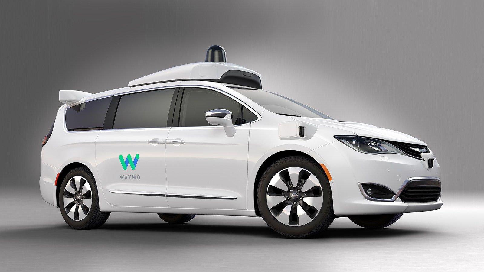 ورود خودروهای خودران Waymo به لسآنجلس +تصاویر