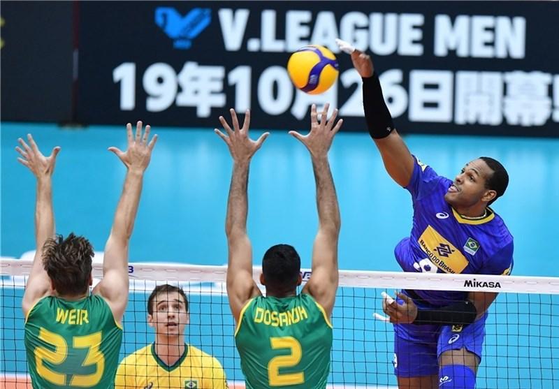 برزیل ۳ - آمریکا صفر/ تحقیر گاوچرانها در هیروشیما/ سلسائو برنده بازی بزرگ شد