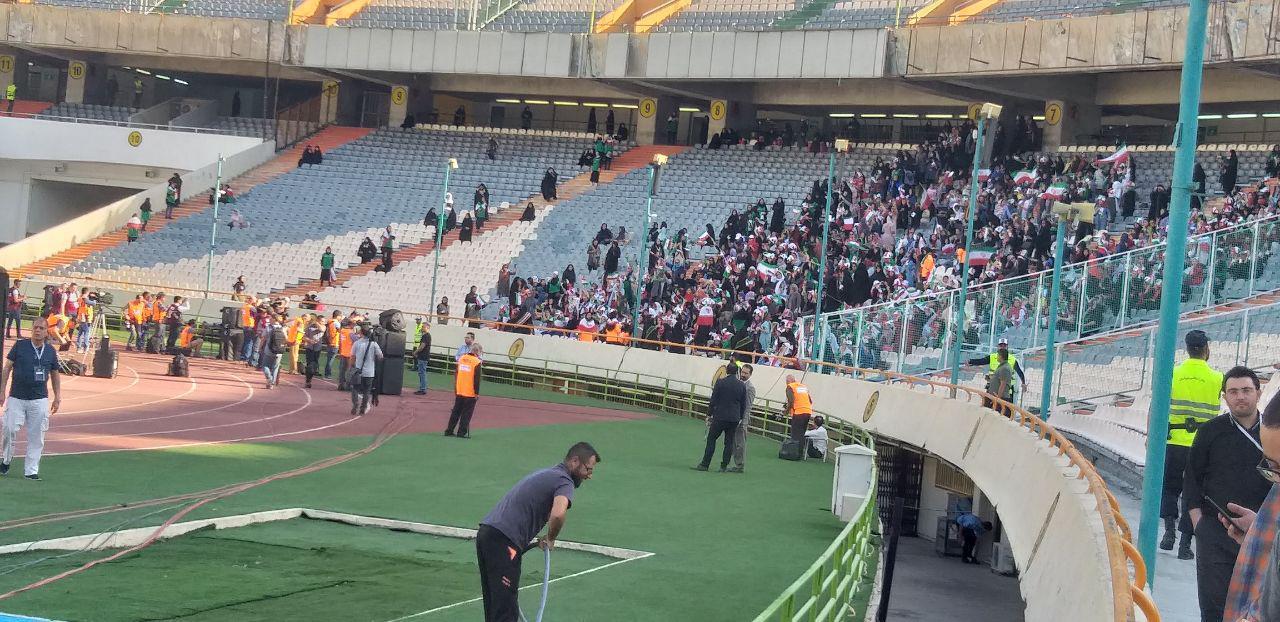 حواشی پیش از دیدار تیمهای ملی فوتبال ایران و کامبوج