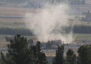 ۱۷ زخمی در حمله خمپارهای به خاک ترکیه / ارتش ترکیه تا عمق هشت کیلومتری وارد سوریه شد