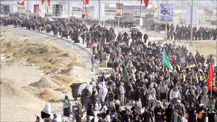 روند صعودی ورود زوار پاکستانی به کشور/ ۸هزار زائر در یک روز وارد ایران شدند