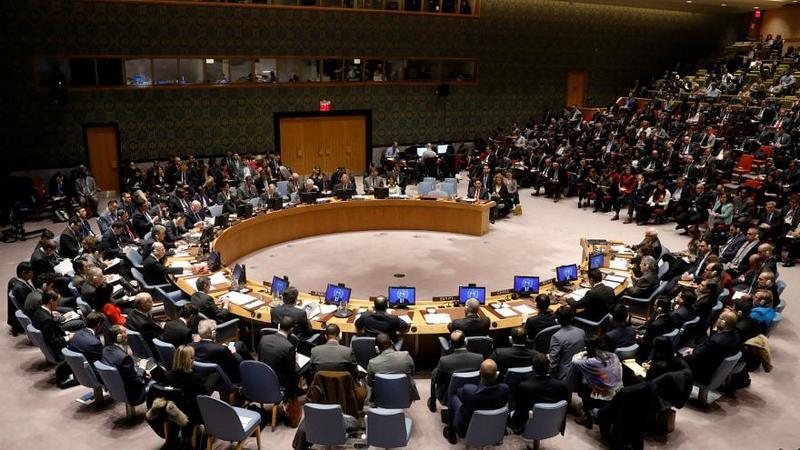 نشست شورای امنیت با موضوع عملیات ترکیه در سوریه