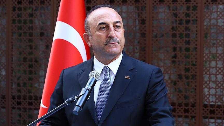 وزیر خارجه ترکیه: تا عمق ۳۰ کیلومتری عمق خاک سوریه پیش خواهیم رفت