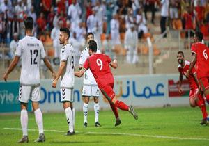 خلاصه بازی عمان و افغانستان در ۱۸ مهر ۹۸ + فیلم