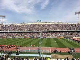 تکذیب بازداشت تماشاگر خانم در ورزشگاه آزادی تهران