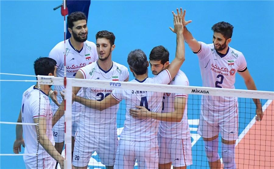 تیم ملی والیبال ایران - آرژانتین/ گزارش لحظه به لحظه ست نخست