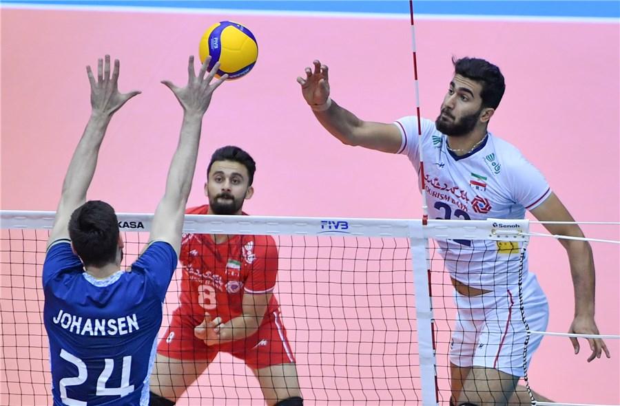 تیم ملی والیبال ایران ۱ - آرژانتین ۱ / گزارش لحظه به لحظه ست سوم