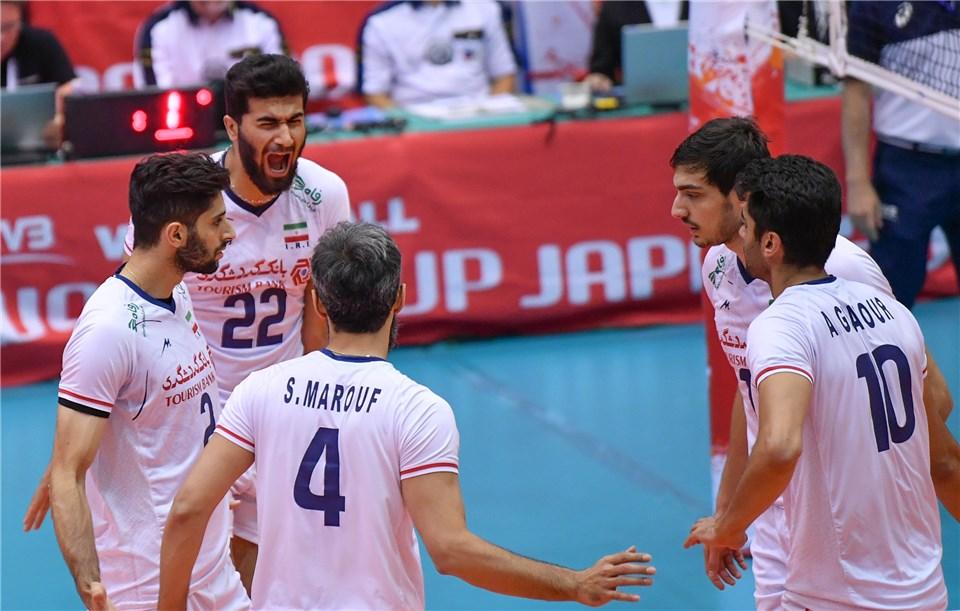 تیم ملی والیبال ایران ۳ - آرژانتین ۲ / پیروزی دلچسب بلندقامتان مقابل آلبی سلسته