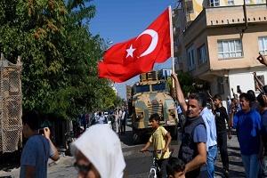 کشته شدن یک سرباز ترکیه در عملیات چشمه صلح