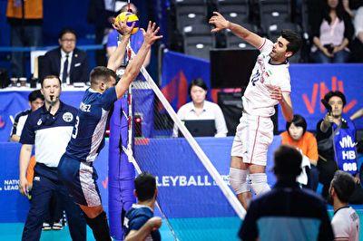 خلاصه بازی والیبال ایران و آرژانتین در ۱۹ مهر ۹۸ + فیلم