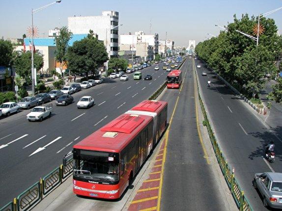 باشگاه خبرنگاران -ابتلا به بیماریهای ریوی در همسفری با سیاه چالههای اتوبوسهای BRT/ سوار شدن به اتوبوس BRT سرطان زا شد