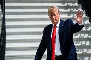 ادعای ترامپ: مذاکرات تجاری با چین به خوبی پیش میرود!
