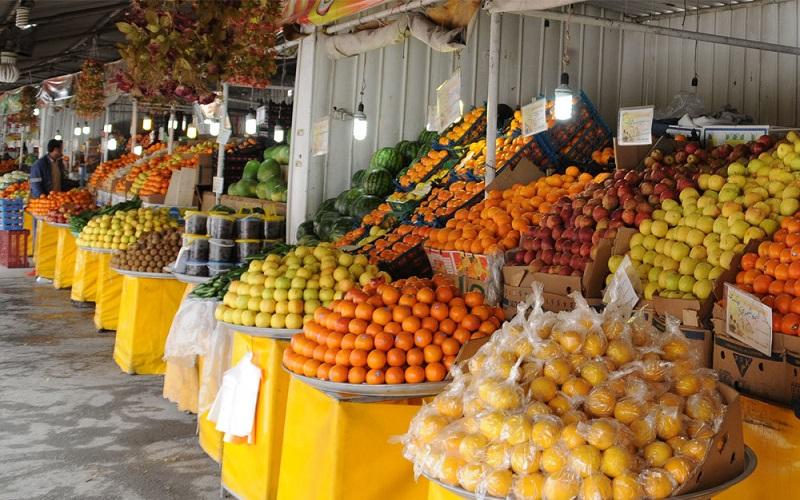 کاهش قیمت در بازار میوه های نوبرانه پاییزی در مشهد