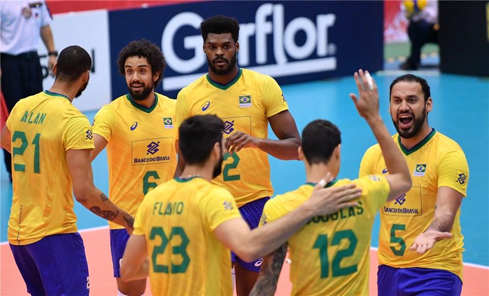 برزیل ۳ - تونس ۰/ پیروزی بدون دردسر سلسائو برابر تیم انتهای جدولی