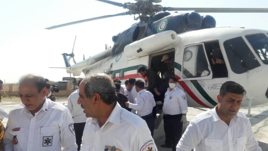 ۸ کشته و ۶۱ زخمی سانحه رانندگی در کشور عراق+اسامی مجروحان
