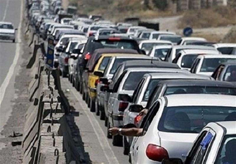ترافیک در شهرهای بیستون، ماهیدشت و حمیل سنگین و نیمه سنگین است