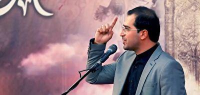 شعر زیبای محمدرضا برقعی درباره اربعین |2823845