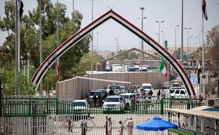 خروج ۲۸ هزار زائر اربعین حسینی  از مرز خسروی