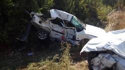 یک کشته و ۷ مصدوم در تصادف روستای گنجگون