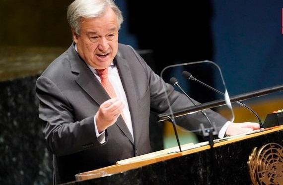 گوترش: بحران سوریه باید هر چه زودتر پایان یابد/ منطقه (خاورمیانه) تاب تحمل درگیری دیگری را ندارد