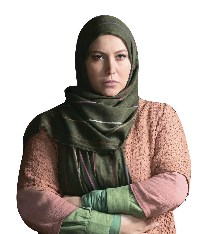 همکلام با «فریبا نادری» بازیگر سریال «ستایش»