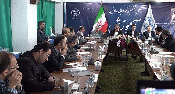 باشگاه خبرنگاران -اجرای بیش از هزار طرح تحقیقاتی در جهاد دانشگاهی