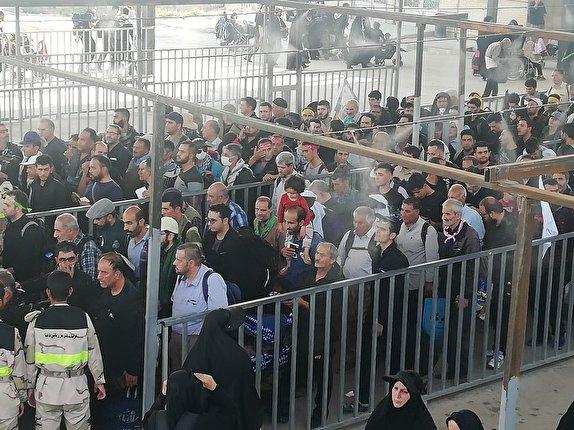 تمهیدات پیشگیرانه پلیس پیشگیری برای زائران اربعین حسینی