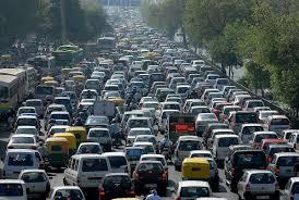 ضعیت ترافیکی معابر بزرگراهی پایتخت در بیستمین روز مهرماه