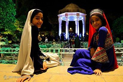 بزرگداشت روز حافظ در شیراز