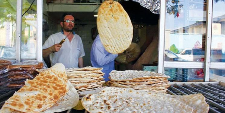 تامین آرد مورد نیاز زائران در مهران
