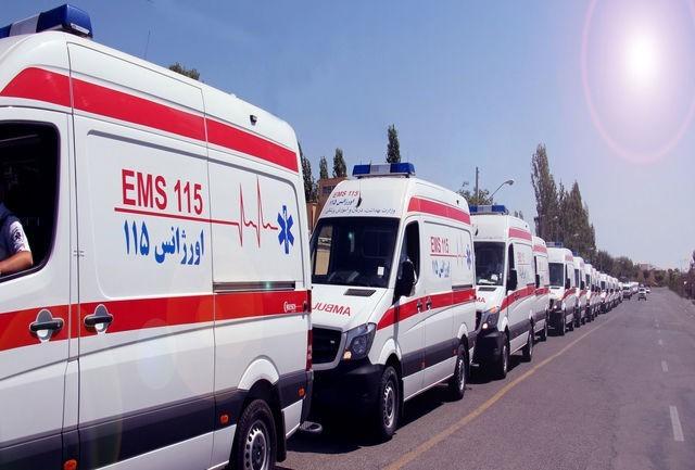 استقرار ۳۵۰ نیروی فوریتهای پزشکی برای امداد رسانی به زائران اربعین