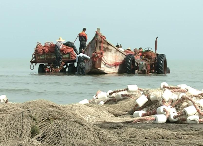 آغاز فصل صید ماهیان استخوانی از دریای خزر / صیادان تا اواسط فروردین سال آینده فرصت صید دارند