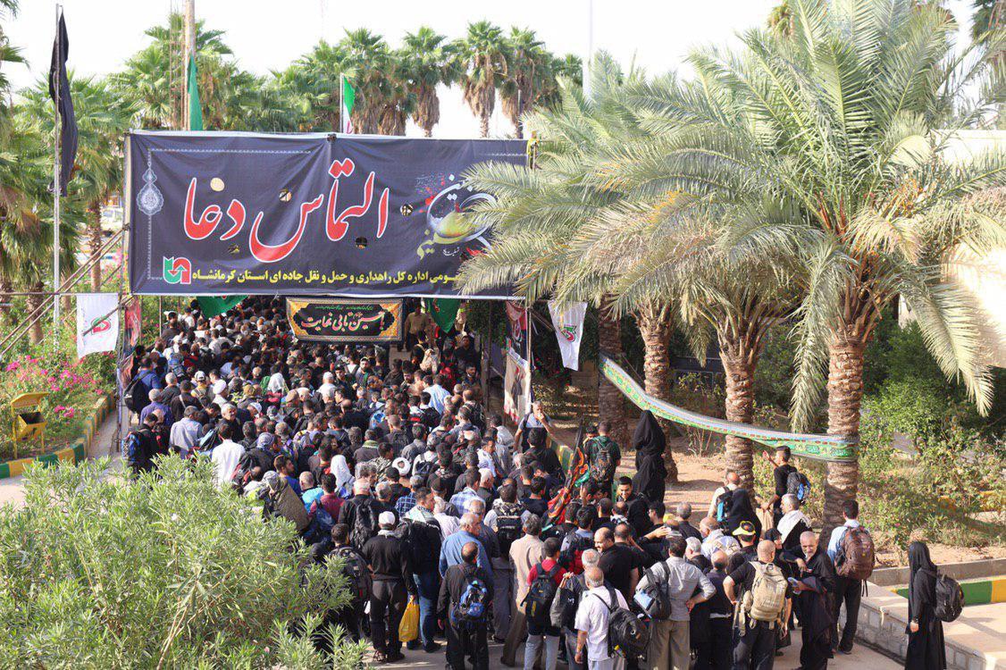 باشگاه خبرنگاران -با زائران در مسیر خسروی/ ظرفیت مرز خسروی فعلا تکمیل است +فیلم و تصاویر