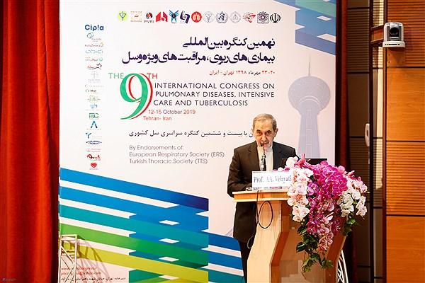 «نهمین کنگره بینالمللی بیماریهای ریوی، مراقبتهای ویژه سل» آغاز به کار کرد