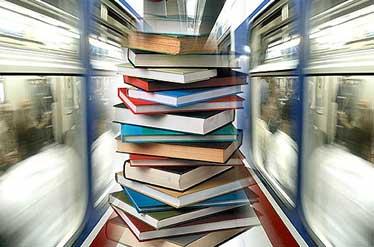 نقش مترو در رونق کتاب و کتابخوانی