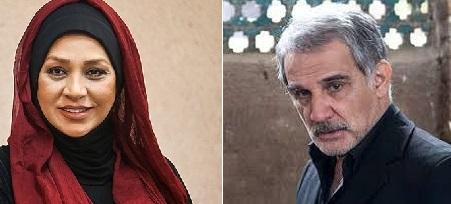 مهدی هاشمی و نسرین مقانلو در «کامیون»!